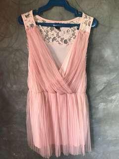Zio Pink Dress