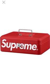 "Supreme Lock Box ""SS17"""