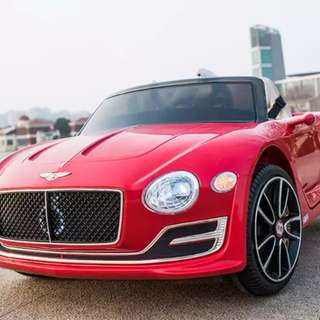 Ride on electric car Bentley with door and remote control