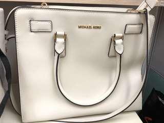 Michael Kors 2 way Ivory bag