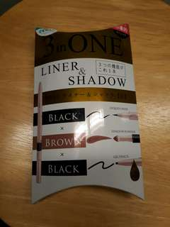 3 in 1 Liner and Shadow