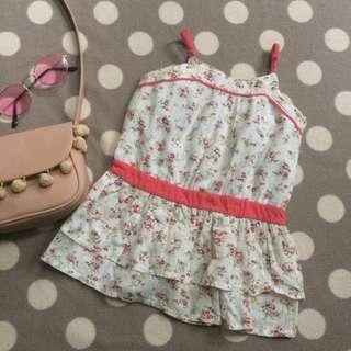Tiny tummies top /dress