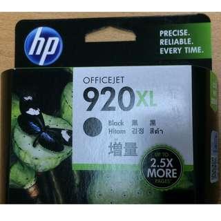 Brand New HP Officejet 920XL Black Ink Cartridge