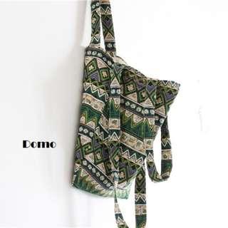 Domo Canvas Tote Bag.