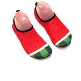 Aqua Shoes Watermelon