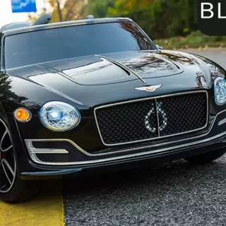 Bentley ride on car electric car with door and remote control