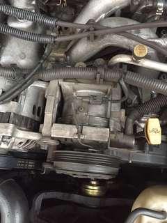 Subaru Impreza ac compressor