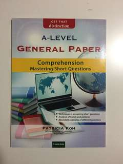 General Paper Assessment Book