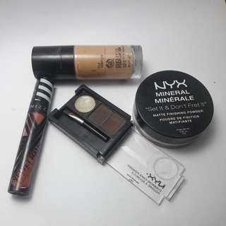 Make up murah branded