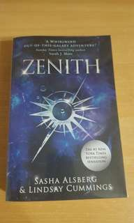 Zenith- Sasha alsberg and Lindsay Cummings