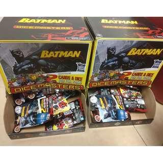 Batman Dice Masters Gravity Feed Display (90 packs)