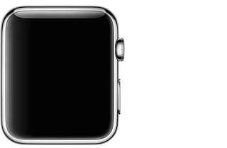 Apple Watch Stainless Steel 38mm (1st Gen)