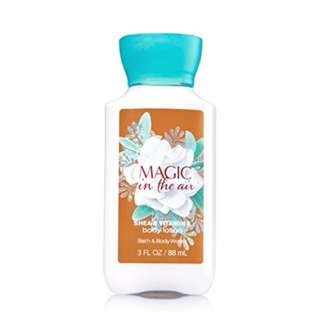 Bath & Body Works Magic in the air & vitamin E Body Lotion For Women (88 ml)