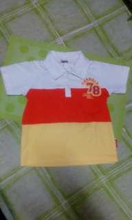 2 Polo Shirt for 200 (Garfield)