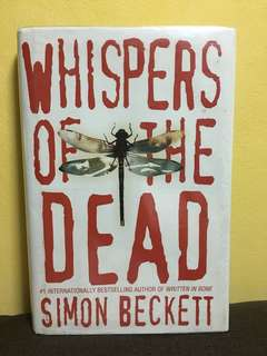 Whispers of the Dead (David Hunter #3)