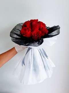 #054 Rose Bouquet