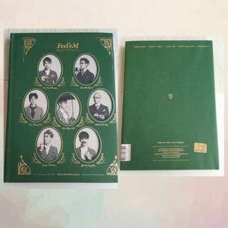 BTOB - Feel'eM - 10th Mini Album