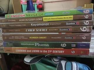 Grade 6 books