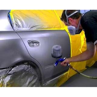 Car Spray Painting