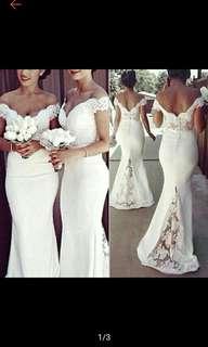 Women Long Dress Formal Prom Party Ball Gown Evening Dress