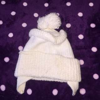 Baby Knitted Beanie