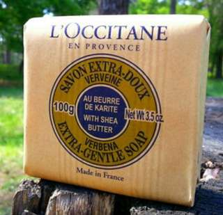 Shea Butter Extra Gentle Soap