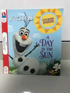 Disney Frozen - A Day in the Sun