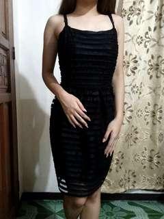 H&M Bandage Midi Dress