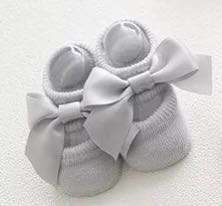 Baby Shoes- socks 0-6mths