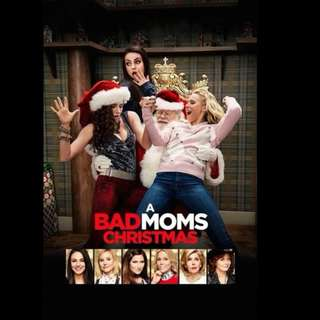 [Rent-A-Movie] A BAD MOMS CHRISTMAS (2017)