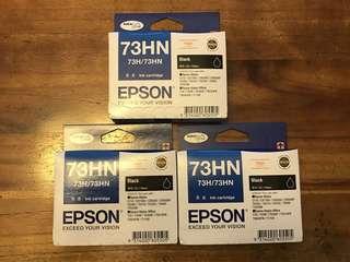 Epson Ink Cartridge Black 73H/HN