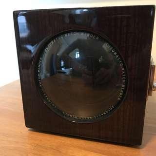 木製 watch winder