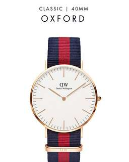 Dw Classic oxford 40mm original