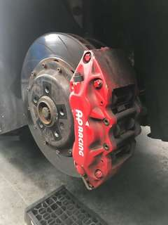 AP brake kit- AP9040 6pot