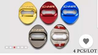 Toyota Chr Car Styling door lock