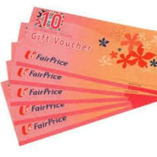 Free ntuc voucher and more