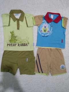 Baby boy sets