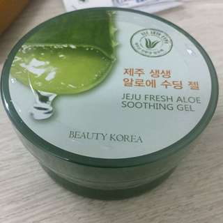 Beauty K Jeju Fresh Aloe Soothing Gel 300ml