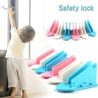 Safety Baby Kids Child Safety Sliding Door  Window Lock Stopper