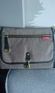 Skip*Hop Diaper Shoulder Bag