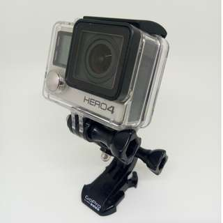 GoPro Hero 4 Silver for Sale