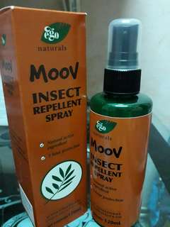 Ego MOOV Insect Repellant Spray 200 ml