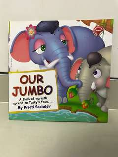 Our Jumbo Story Book