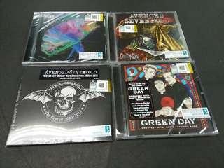Cd import Rm60 satu kecuali Avenged sevenfold 2 cd rm70