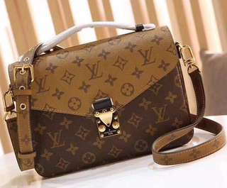 Limited Stock AUTHENTIC QUALITY Louis Vuitton Pochette Metis