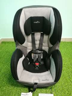 Evenflo Sureride DLX car seat