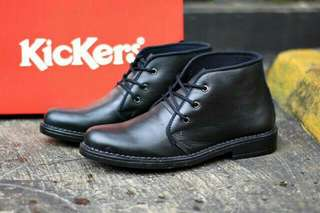 Kickers PDH leather