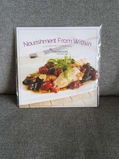 Nourishment From Within - confinement cookbook
