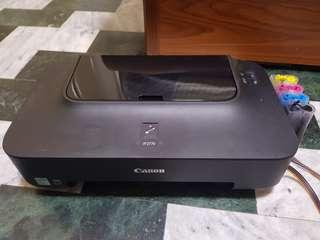 彩色印表機 改外掛墨水便宜售