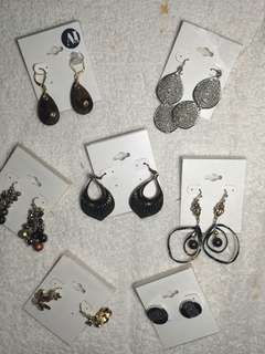 AUTHENTIC Earrings!